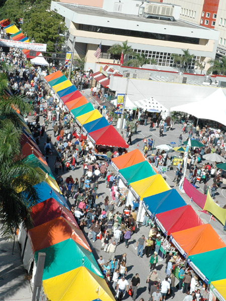 miami book fair international overhead